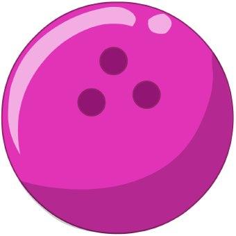 340x340 Bowling Ball Clip Art Clipart Panda