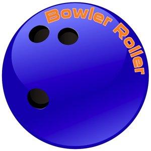 300x300 Bowling Ball vector