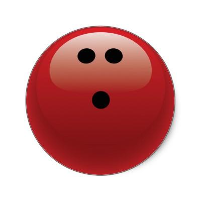 400x400 Bowling balls clipart
