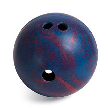 355x355 Champion Sports Rubber Bowling Ball Lightweight Soft