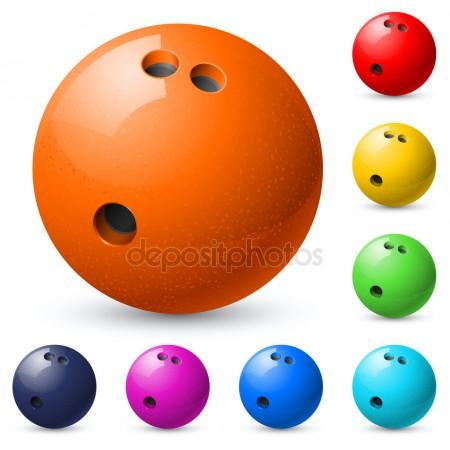 450x450 Bowling Ball Stock Vectors, Royalty Free Bowling Ball