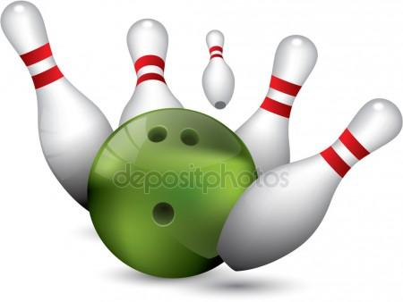 450x338 Bowling Pins Stock Vectors, Royalty Free Bowling Pins