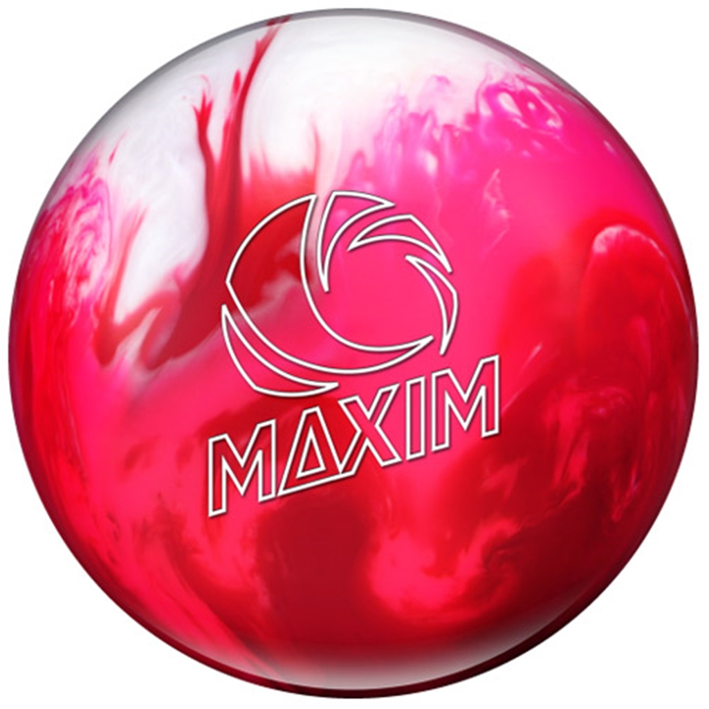 1025x1025 Ebonite Maxim Pre Drilled Bowling Ball Peppermint Free Shipping