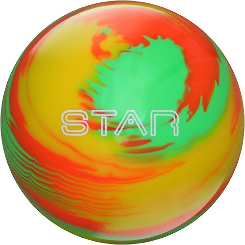 800x800 Elite Star Neon Bowling Ball On Sale
