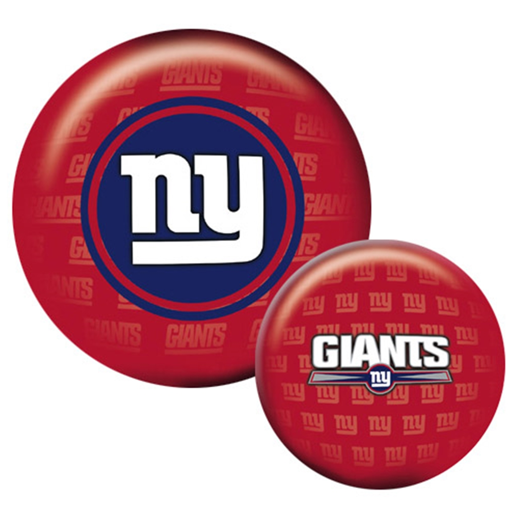 1025x1025 New York Giants Viz A Ball Bowling Ball