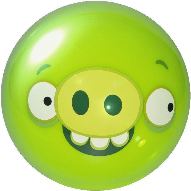 769x768 Angry Birds Bowling Ball Green Pig Tenpin Bowling Ball