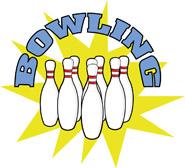 185x168 Bowling Clip Art