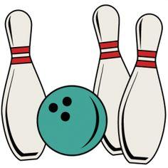 236x236 Bowling Clipart Retro Bowling