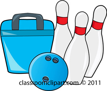 350x297 Free Sports Bowling Clipart Clip Art Pictures Graphics 3