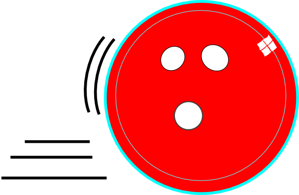 600x392 Bowling Clip Art