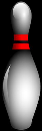 162x500 Bowling Pin Sign Vector Clip Art Public Domain Vectors