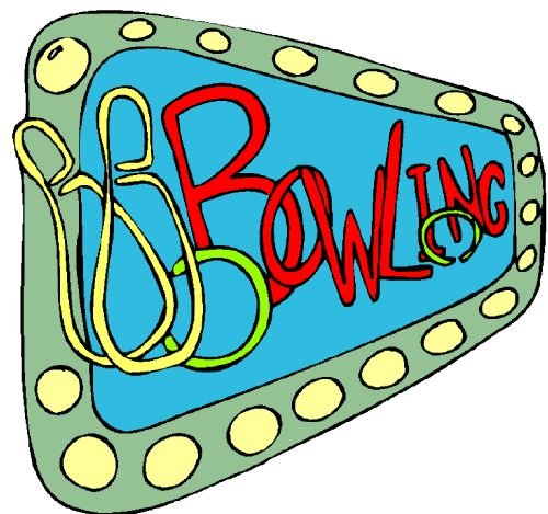 500x469 62 Best Bowling Images Clip Art, Activities And Draw