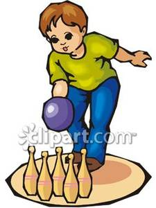225x300 Kid Throwing A Toy Bowling Ball