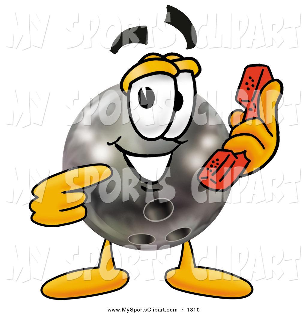 1024x1044 Sports Clip Art Of An Outgoing Bowling Ball Mascot Cartoon