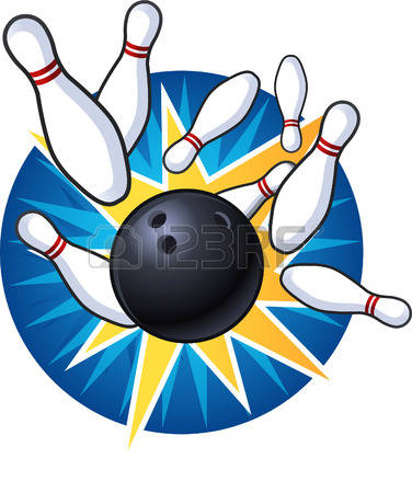 376x450 Bowling clipart bocce ball