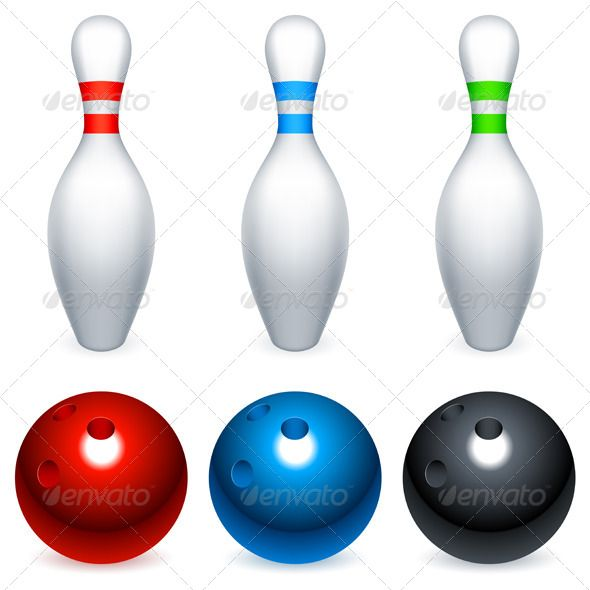 590x590 Bowling Equipment Bowling equipment, Icon illustrations and Icons