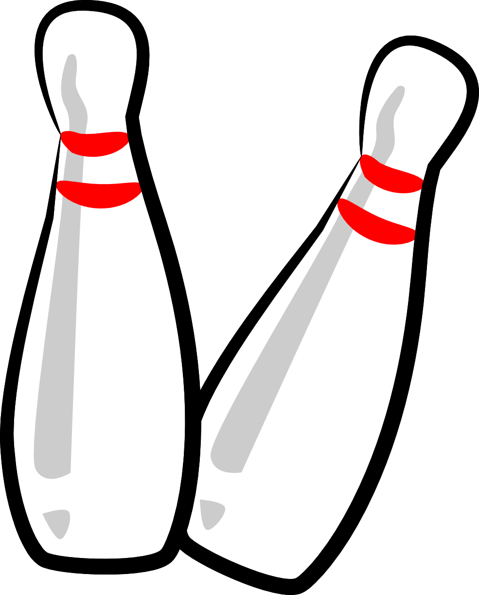985x1222 Bowling Pin Clip Art Many Interesting Cliparts