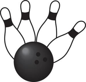 300x286 Bowling Ball Bowling Clipart Image Clip Art 4