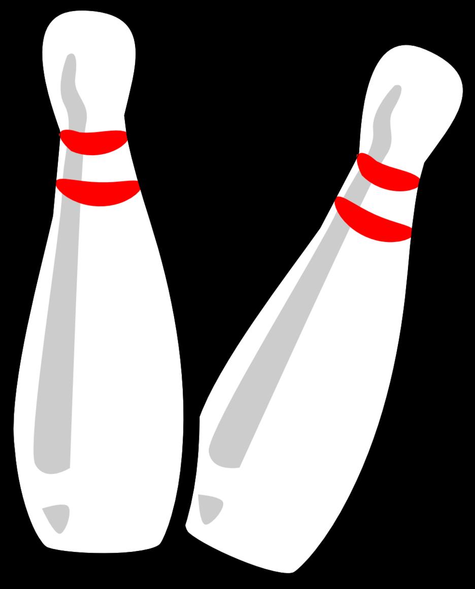 936x1161 Free Bowling Pin Clipart