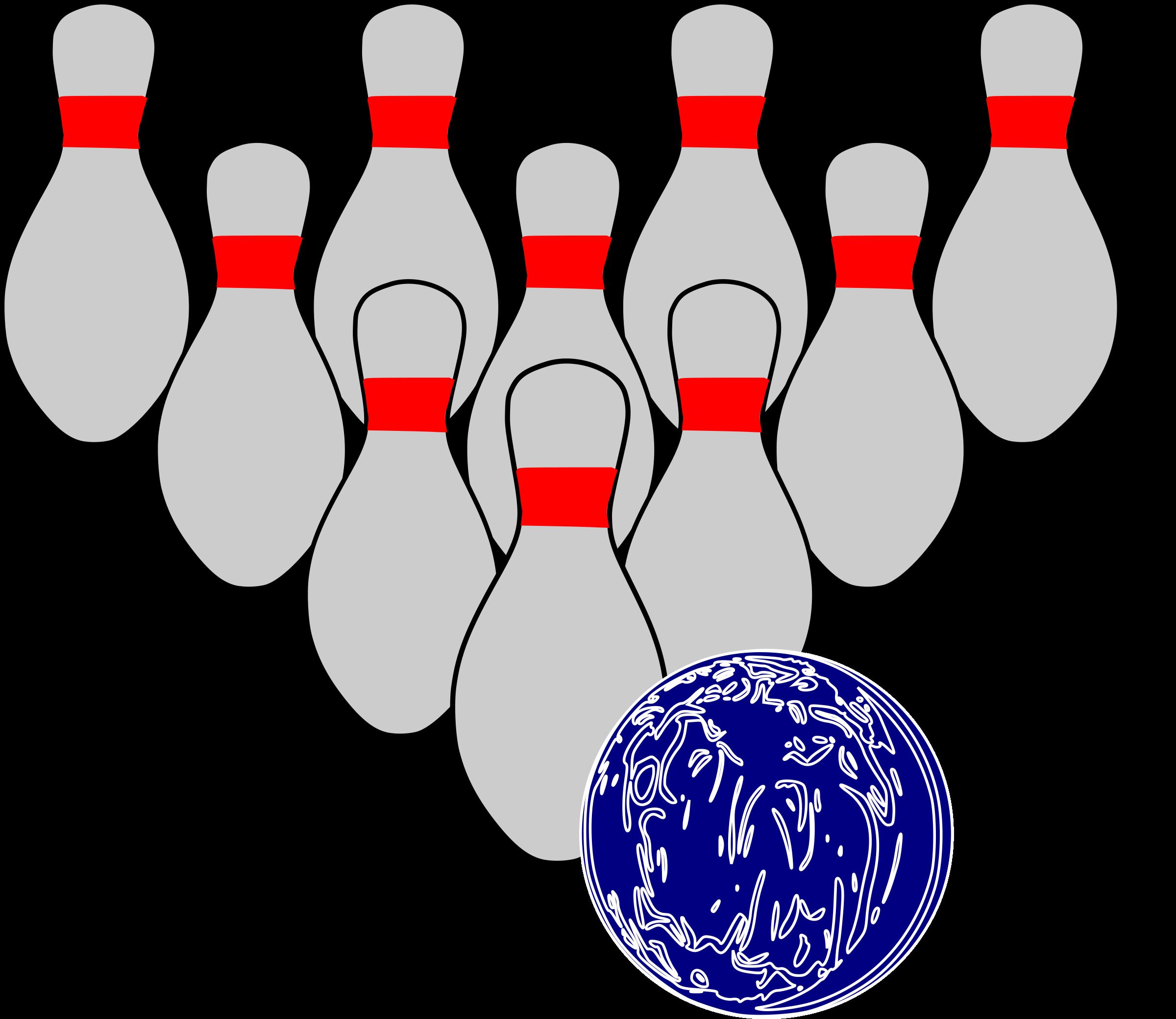 2400x2081 Ten Pin Bowling For Everyone