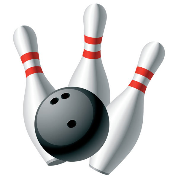 600x600 Bowling Clipart Bowling Trophy