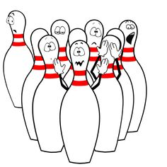 236x236 Bowling Clipart Icon