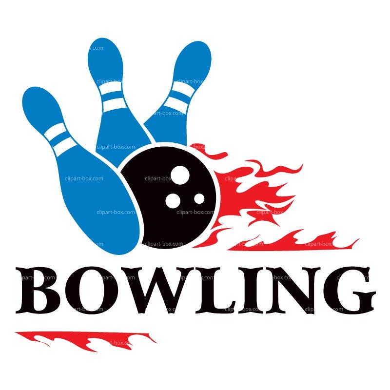 800x800 Bowling Logos Clipart