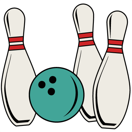 432x432 Bowling Pins And Ball SVG cut files bowling cutting files bowling
