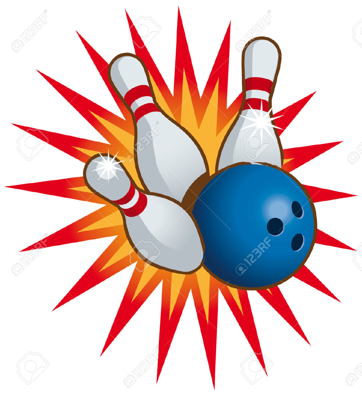 1188x1300 Free Clipart Bowling Pins And Ball