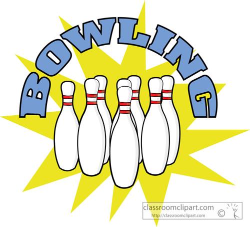 500x453 Bowling Clipart