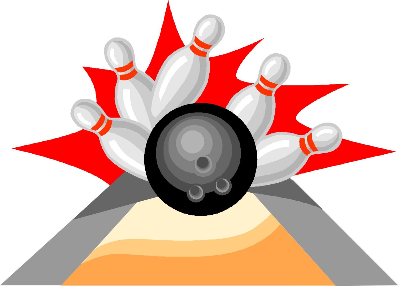 1500x1078 Holiday Bowling Cliparts