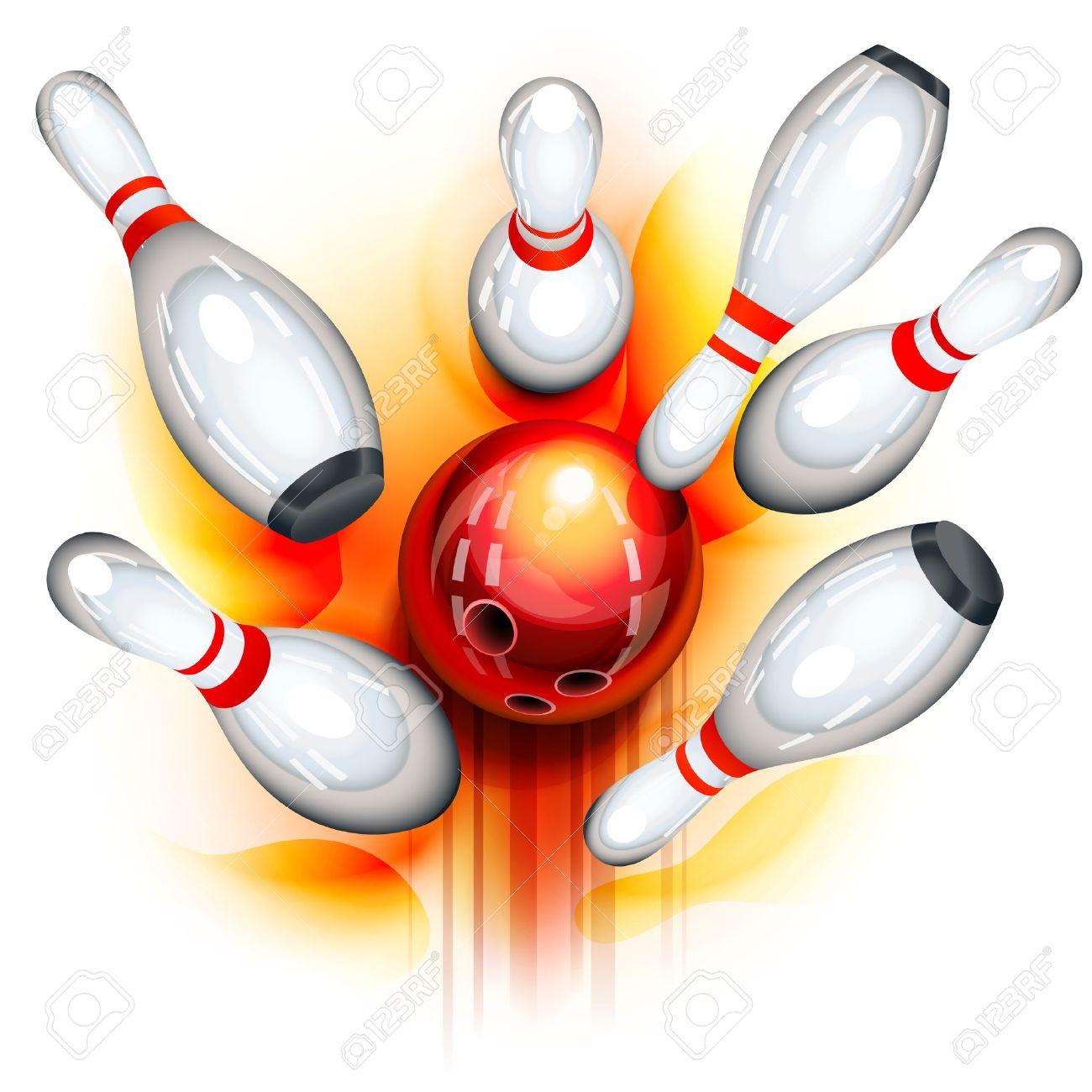 1300x1300 Splash Clipart Bowling Pin