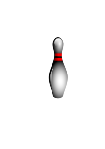 212x300 Bowling Pin Clip Art Download