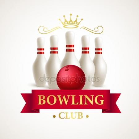 450x450 Bowling Stock Vectors, Royalty Free Bowling Illustrations