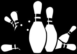 298x210 Bowling Clipart Free Pin