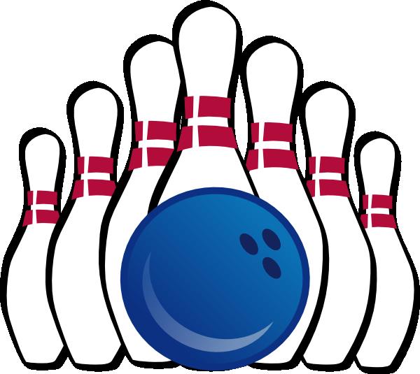 600x535 Bowling Pins Clipart