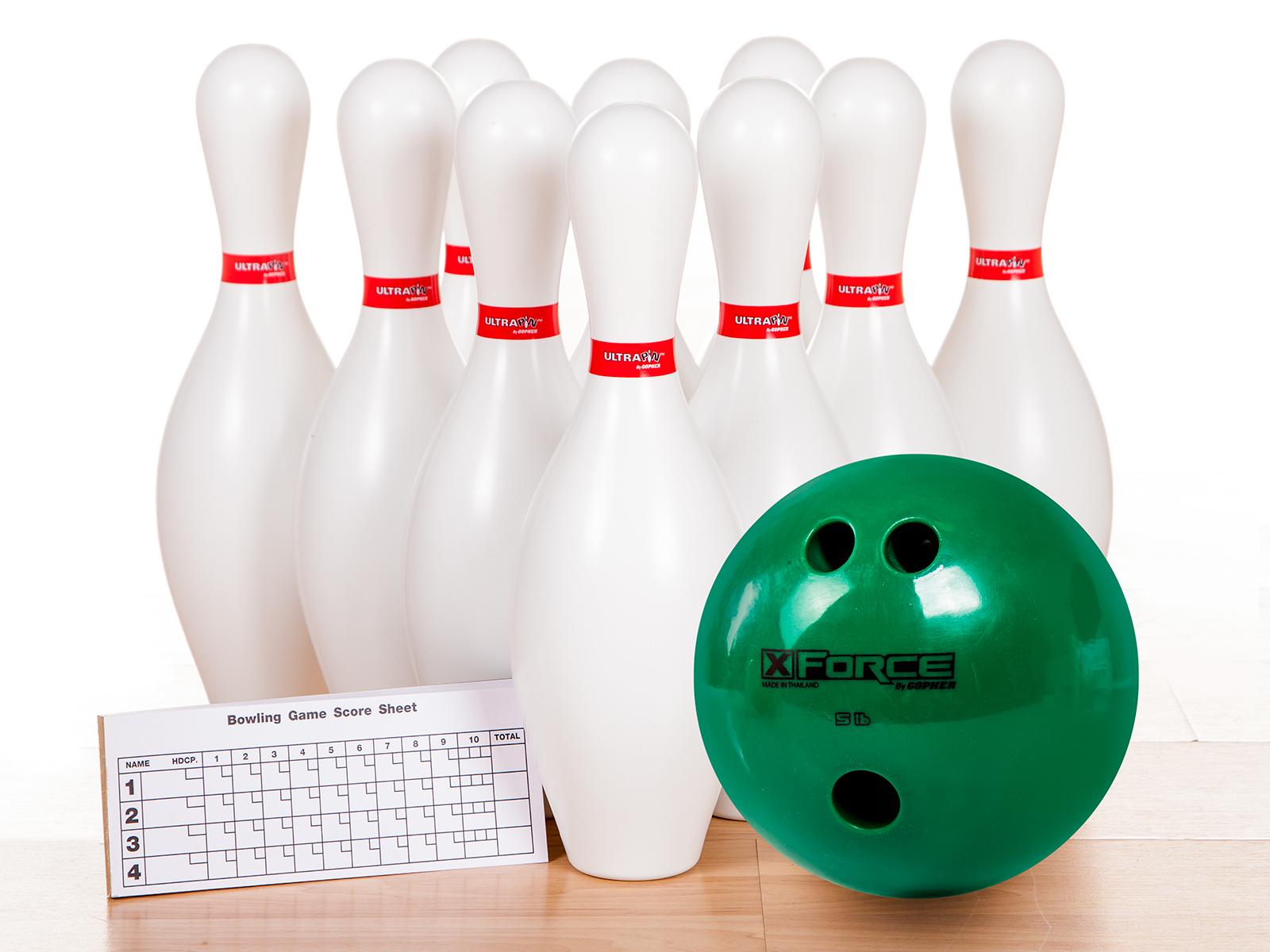1600x1200 Ultrapin Bowling Sets