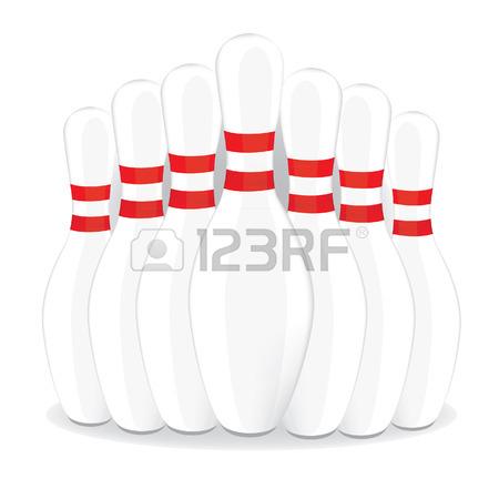 450x450 9,176 Bowling Pin Cliparts, Stock Vector And Royalty Free Bowling