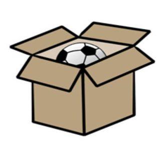 333x305 Ball Clipart Box