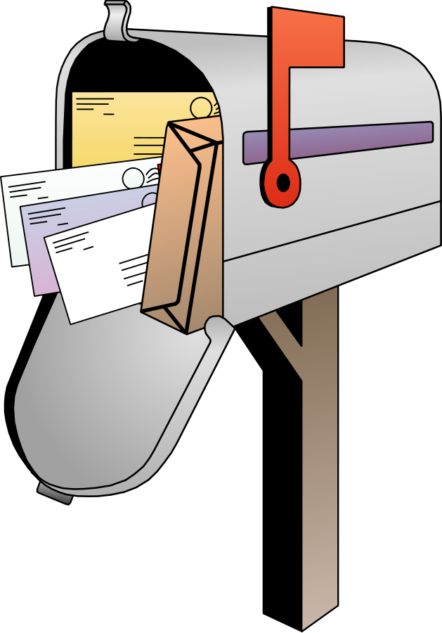 629x900 Box Clipart Free Mail
