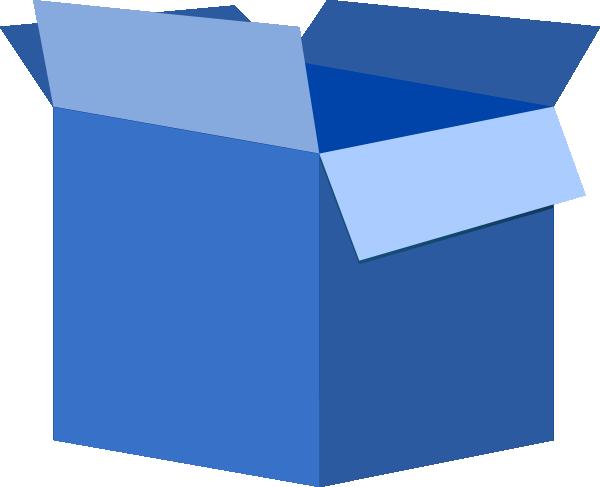 600x487 Box Clip Art Free Vector 4vector
