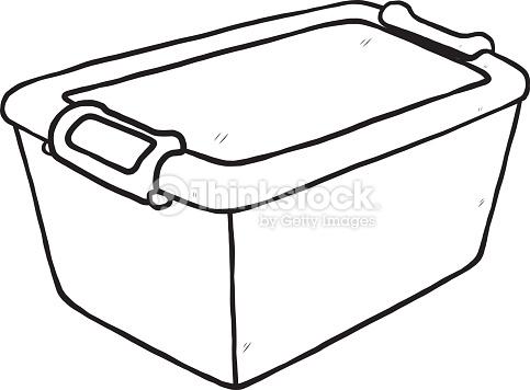 483x356 Plastic Clipart Black And White