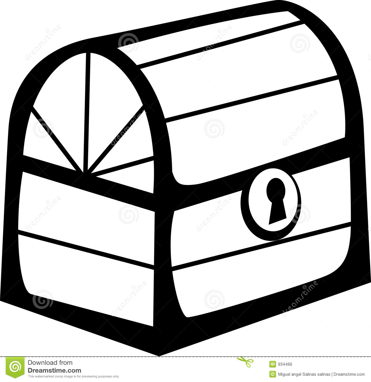 1300x1340 Treasure Clipart Black And White