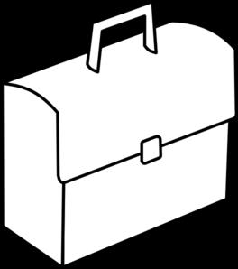 264x298 Box Clip Art