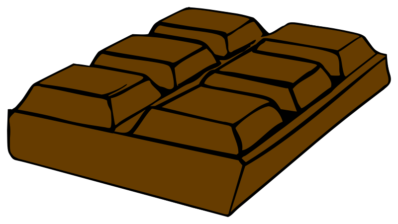 800x451 Chocolate Clipart Box Chocolate