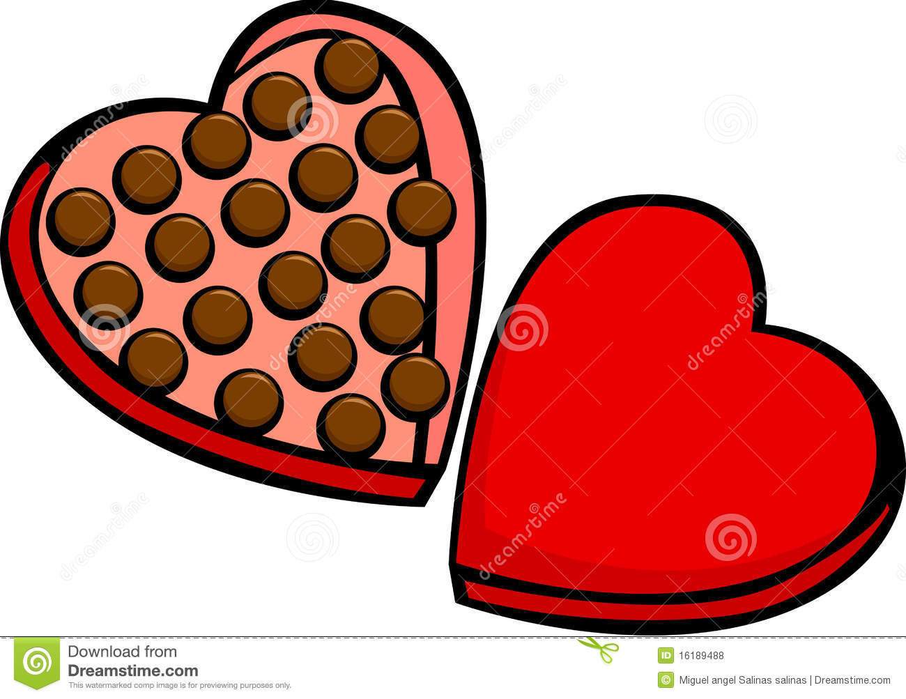 1300x1003 Heart Shaped Clipart Chocolate Box