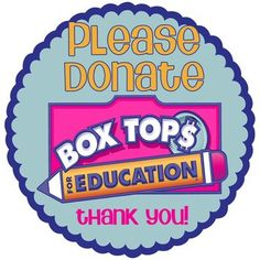 236x236 Box Tops For Education Clipart