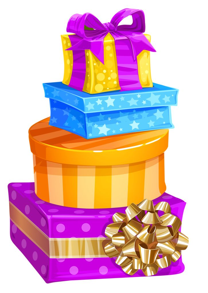Gift Boxes Clipart Free Download Best Gift Boxes Clipart On