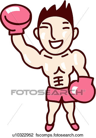 328x470 Clipart Of Arm, Boxingl, Boxing Glove, Glove, Player, Sports