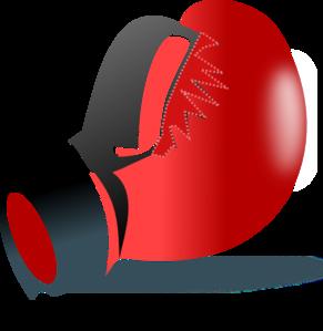 291x299 Boxing Glove Clip Art